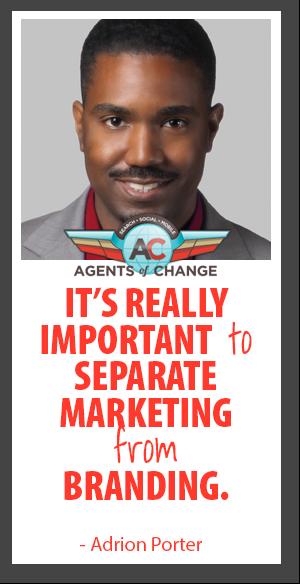 Adrion Porter on Personal Branding